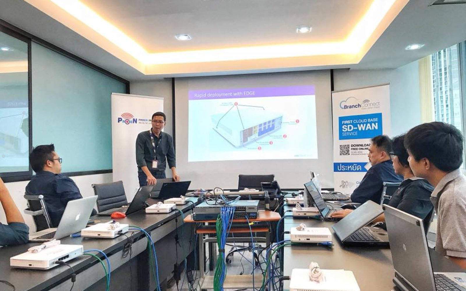 4th VMware NSX SD-WAN by VeloCloud Workshop-3
