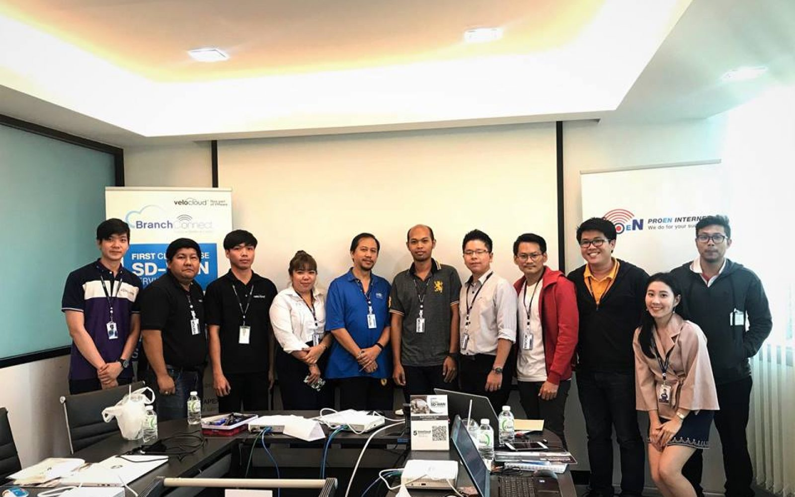 5th VMware NSX SD-WAN by VeloCloud Workshop-1