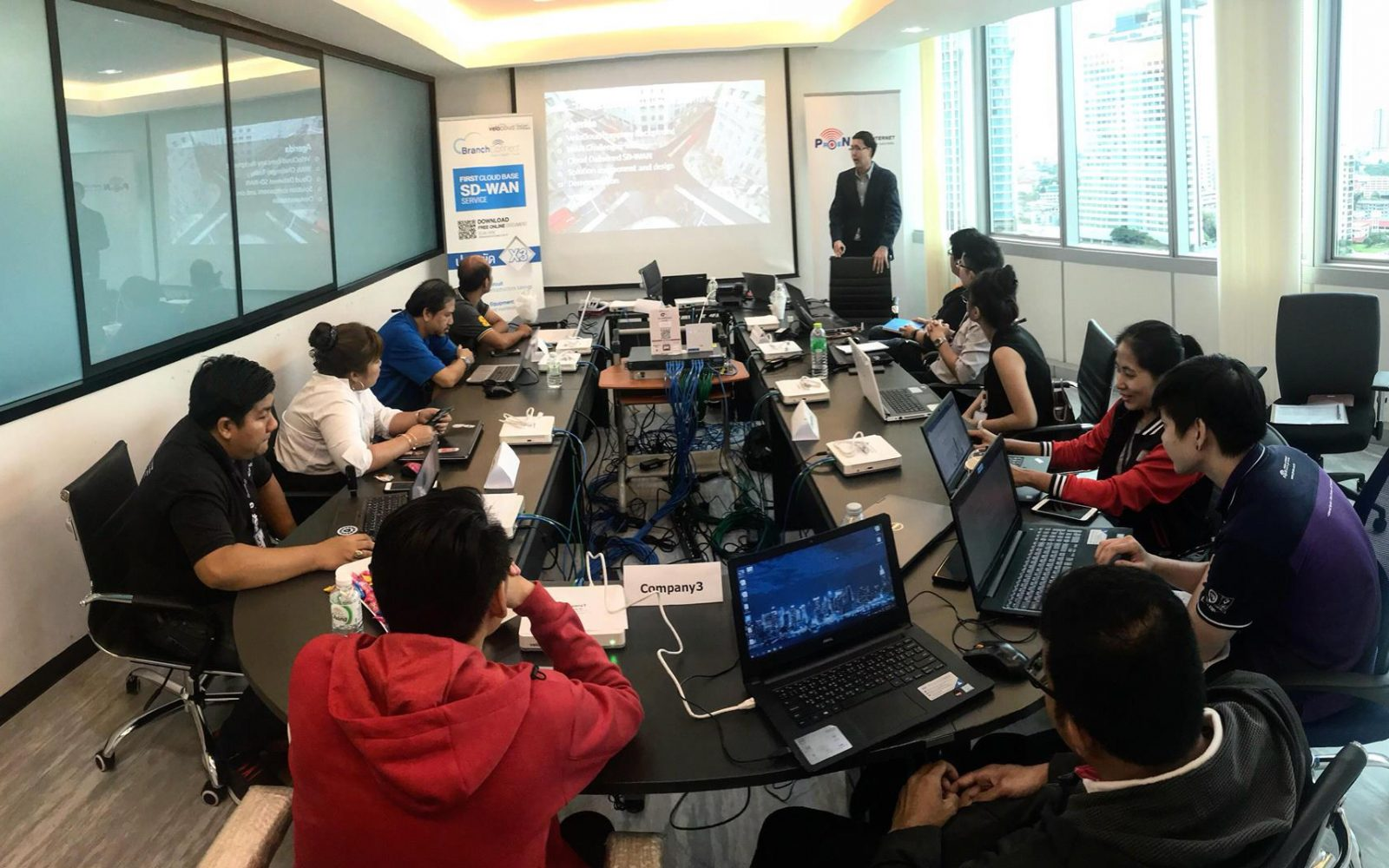 5th VMware NSX SD-WAN by VeloCloud Workshop-4