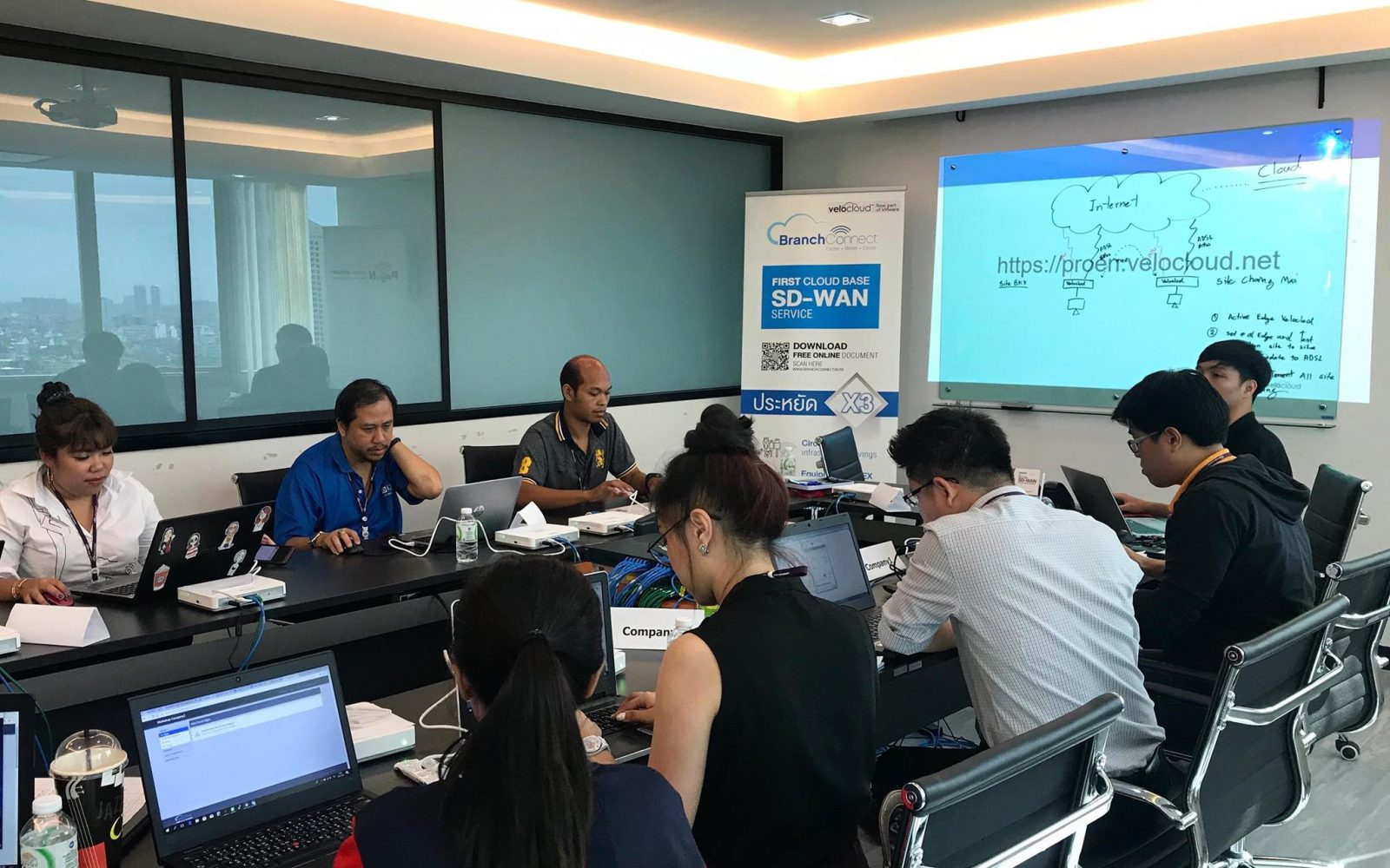 5th VMware NSX SD-WAN by VeloCloud Workshop-6