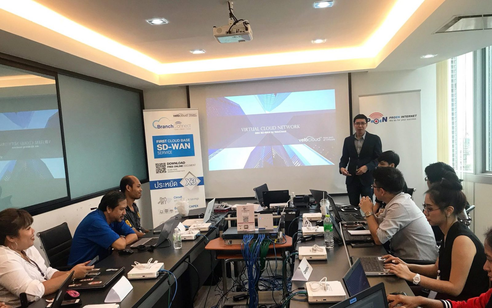 5th VMware NSX SD-WAN by VeloCloud Workshop-7