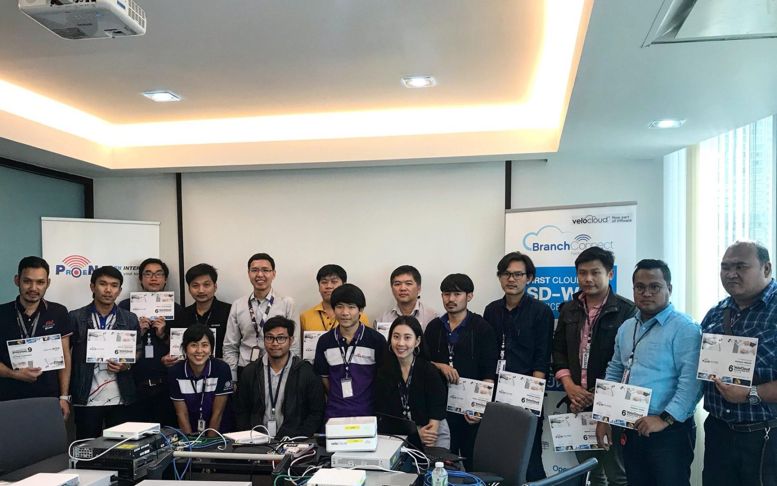 6th VMware NSX SD-WAN by VeloCloud Workshop-10