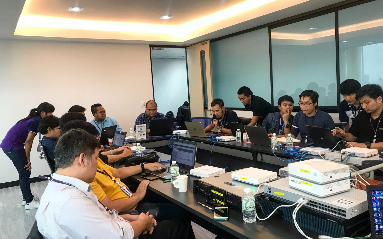 6th VMware NSX SD-WAN by VeloCloud Workshop-2